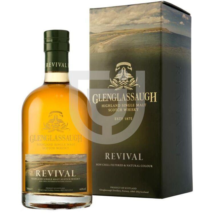 Glenglassaugh Revival Whisky [0,7L 46%]