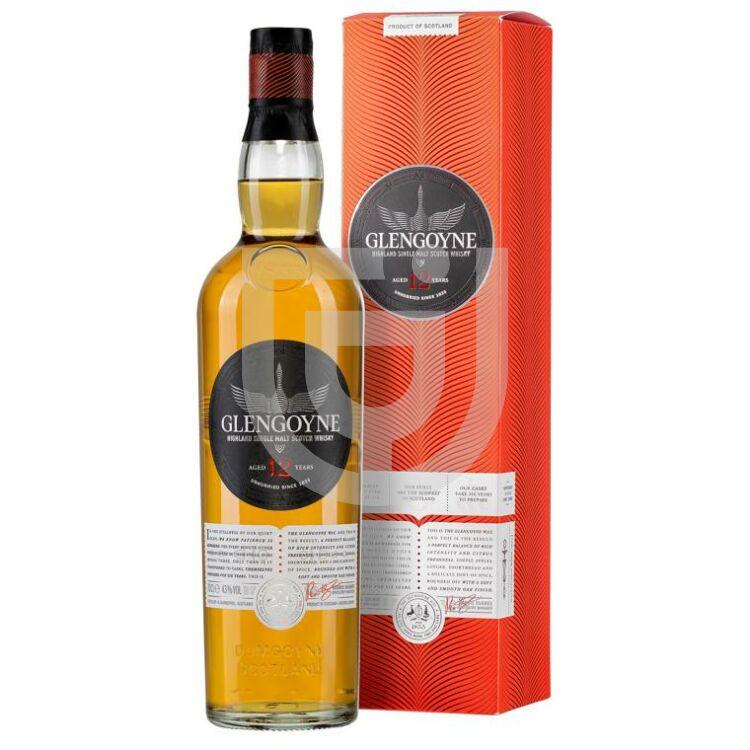 Glengoyne 12 Years Whisky [0,7L 43%]