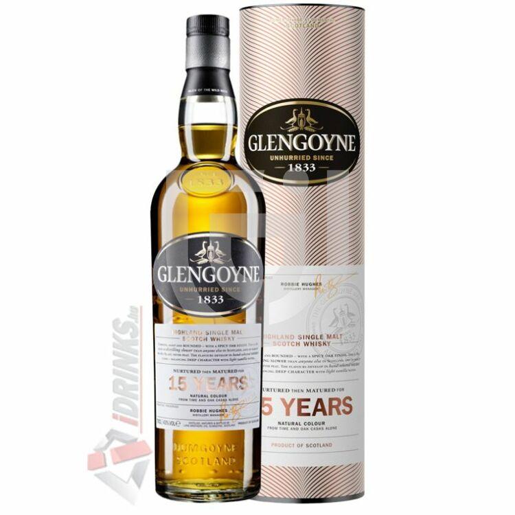 Glengoyne 15 Years Whisky [0,7L|43%]