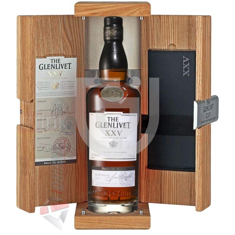 Glenlivet XXV 25 Years Whisky [0,7L|43%]