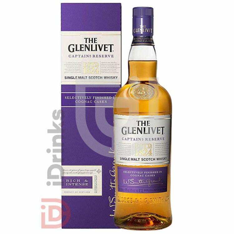 Glenlivet Captains Reserve Whisky [0,7L|40%]