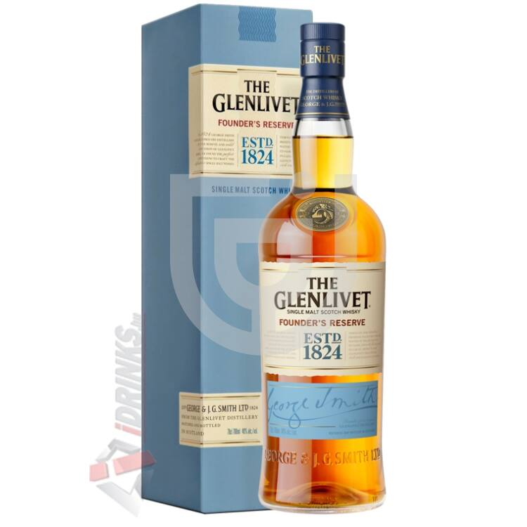 Glenlivet Founder's Reserve Whisky [0,7L|40%]