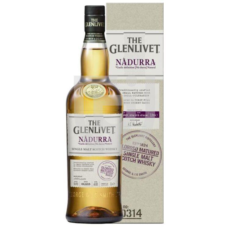 Glenlivet Nadurra Oloroso Whisky [0,7L 60,1%]