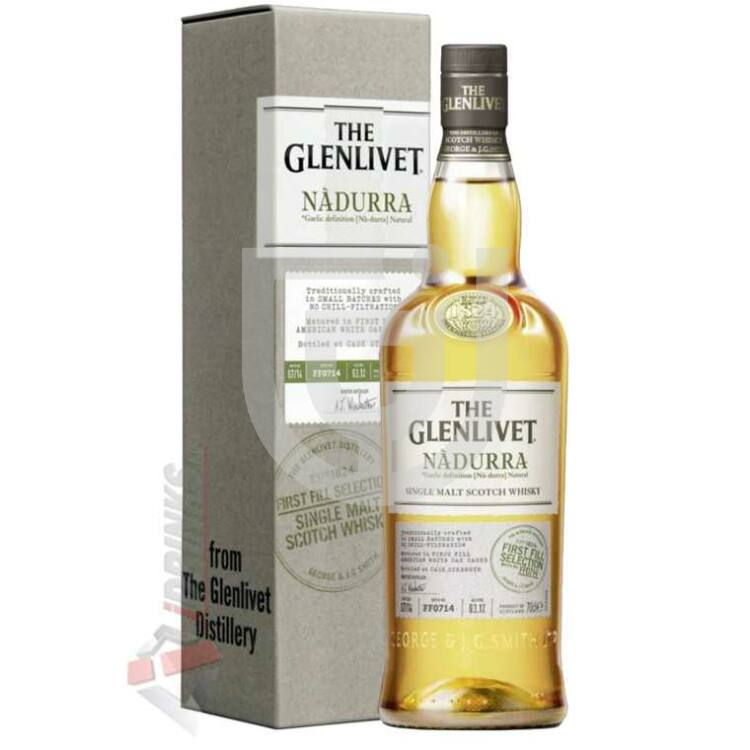 Glenlivet Nadurra First Fill Whisky [0,7L|60,3%]
