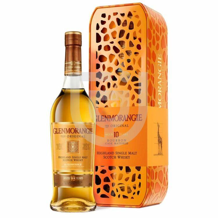 Glenmorangie Original 10 Years Whisky (Giraffe Edition) [0,7L|40%]