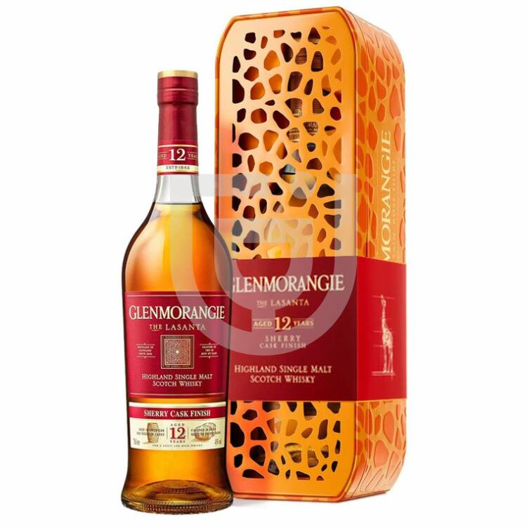 Glenmorangie Lasanta Whisky (Giraffe Edition) [0,7L 43%]
