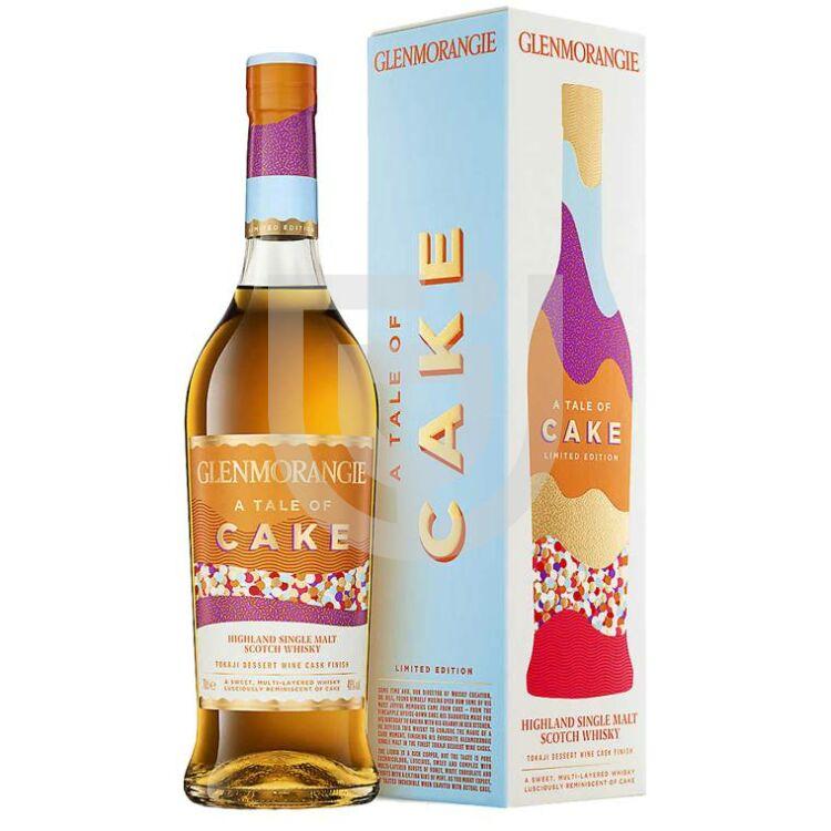 Glenmorangie A Tale of Cake Whisky [0,7L|46,3%]