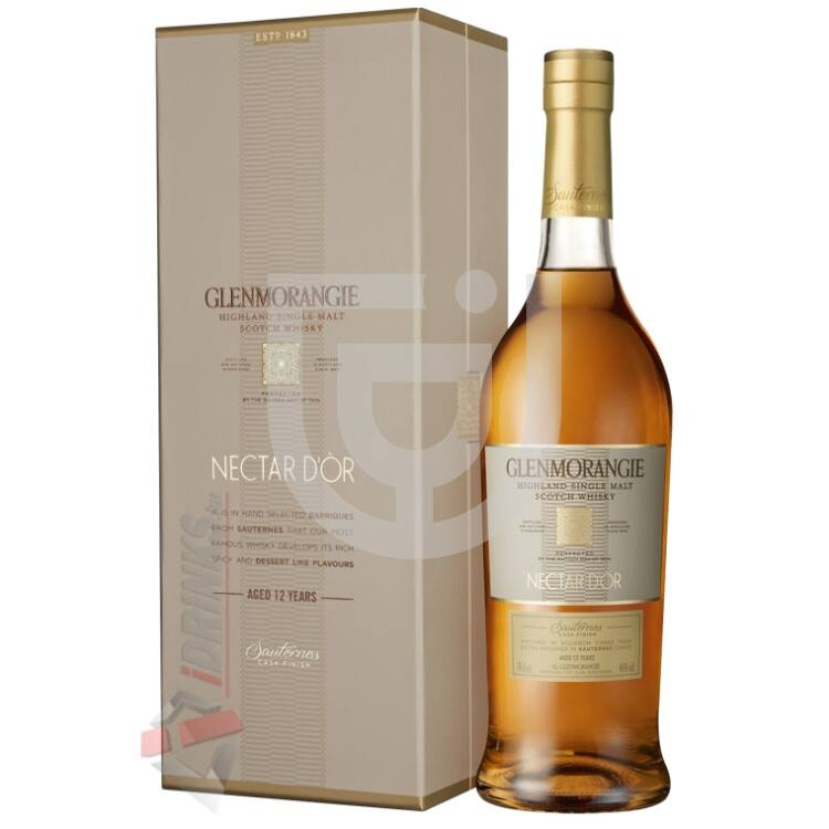 Glenmorangie Nectar D'or 12 Years Whisky [0,7L|46%]