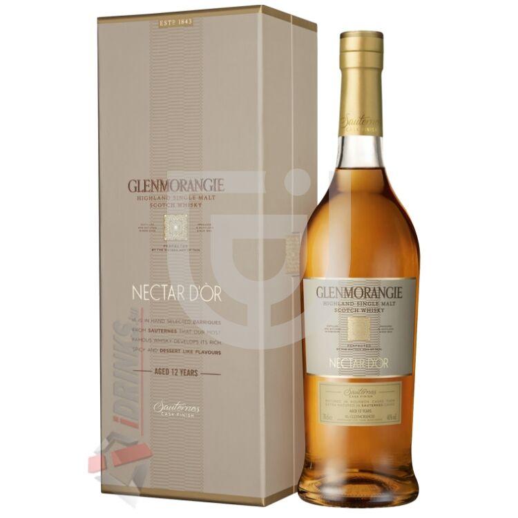 Glenmorangie Nectar D'or 12 Years Whisky [0,7L 46%]
