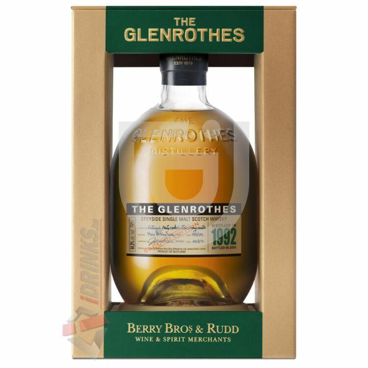 Glenrothes 1992 Whisky [0,7L 44,3%]