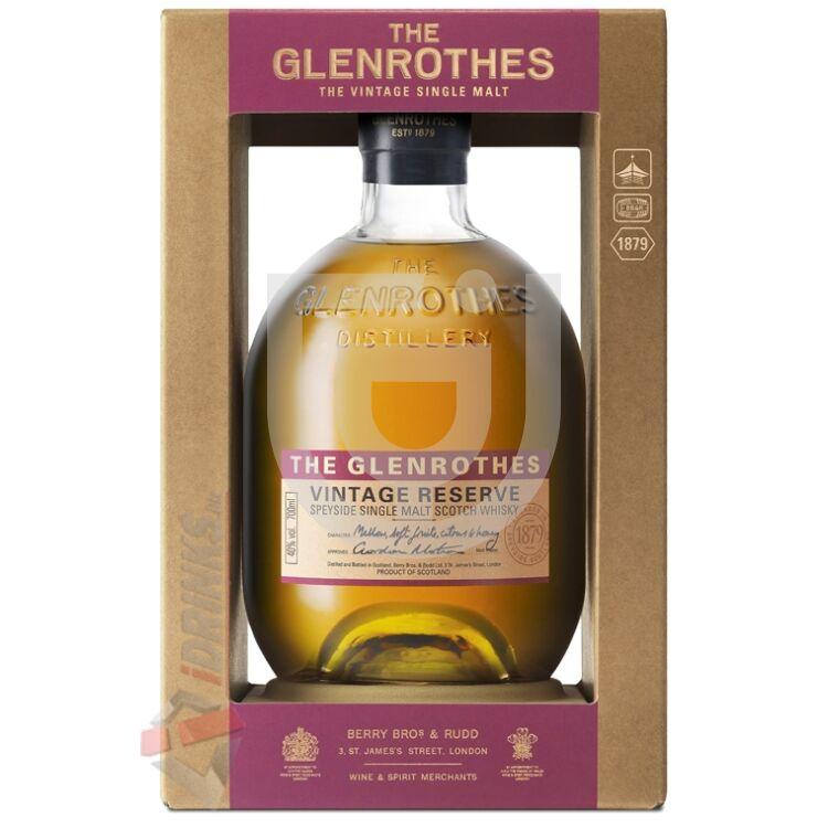 Glenrothes Vintage Reserve Whisky [0,7L|40%]