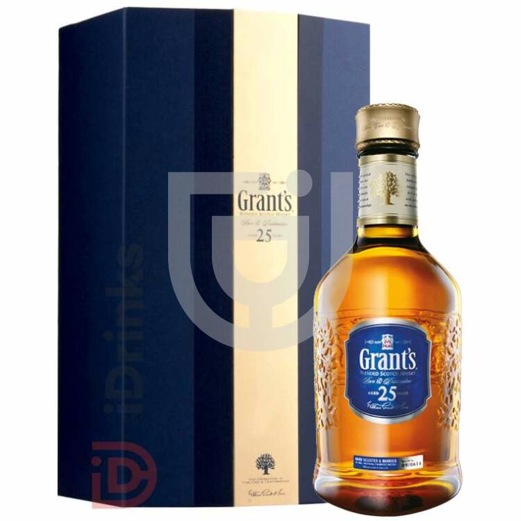 Grants 25 Years Whisky [0,7L|40%]