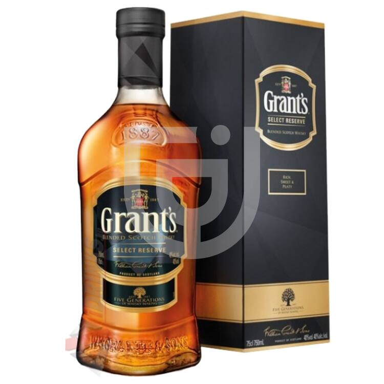 Grant's Select Reserve Whisky [0,7L|40%]