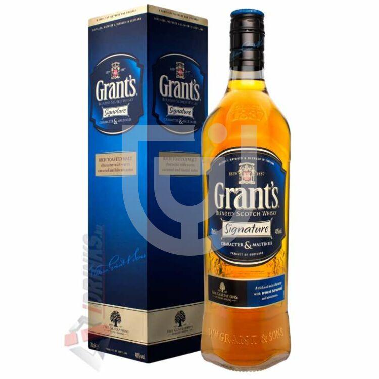 Grants Signature Whisky [0,7L|40%]