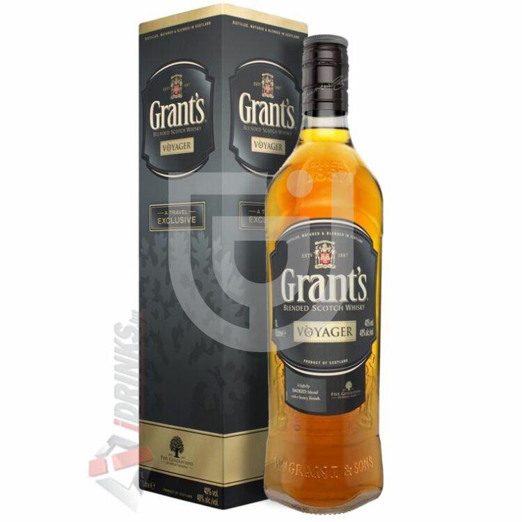 Grants Voyager Whisky [1L|40%]