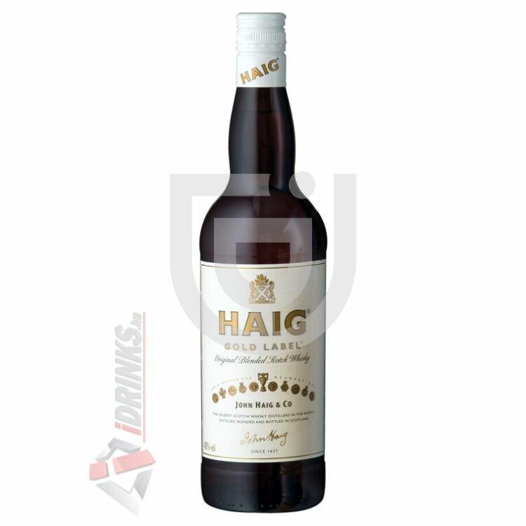 Haig Gold Label Whisky [0,7L|40%]