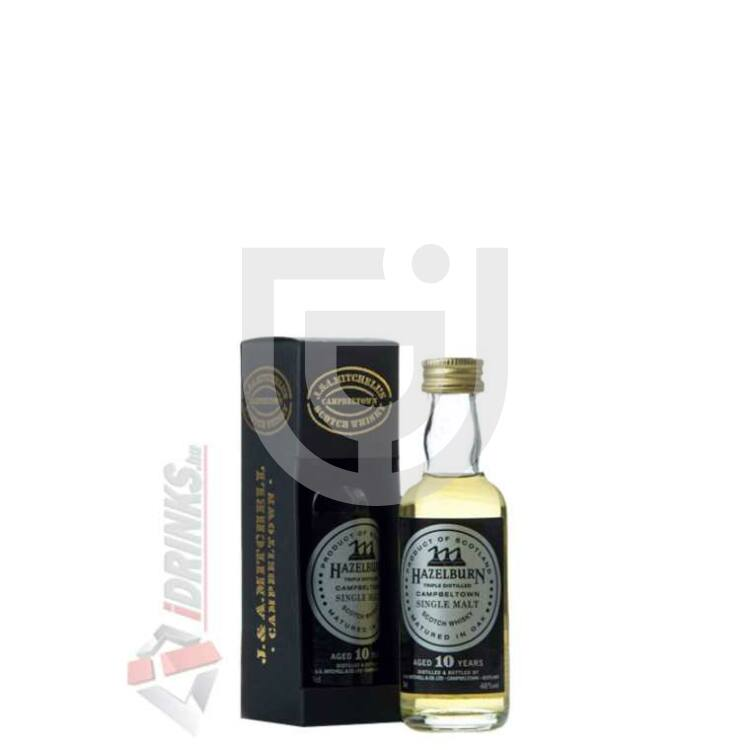 Hazelburn 10 Years Whisky Mini [0,05L|46%]