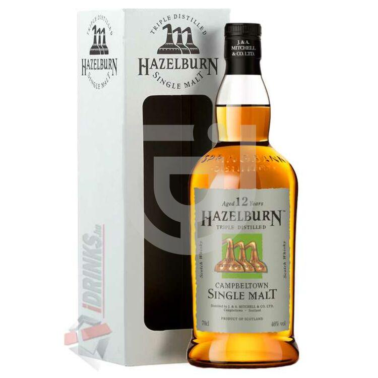 Hazelburn 12 Years Whisky [0,7L|46%]