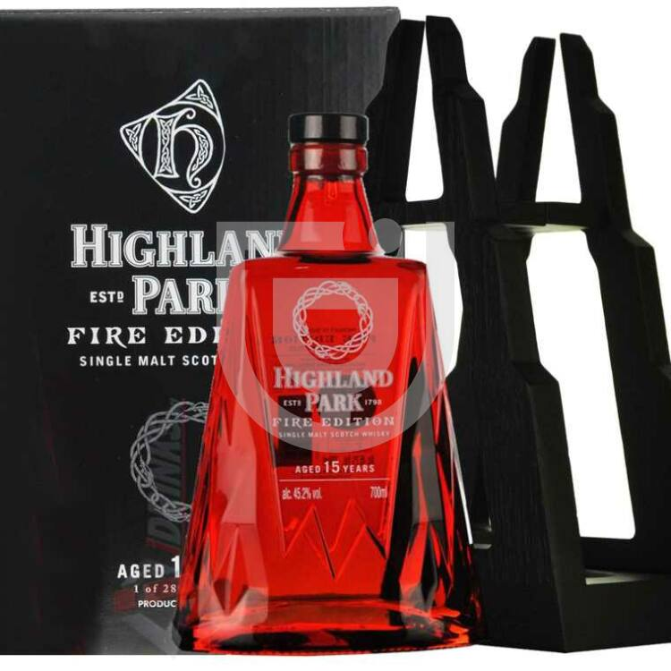 Highland Park FIRE 15 Years Whisky [0,7L|45,2%]