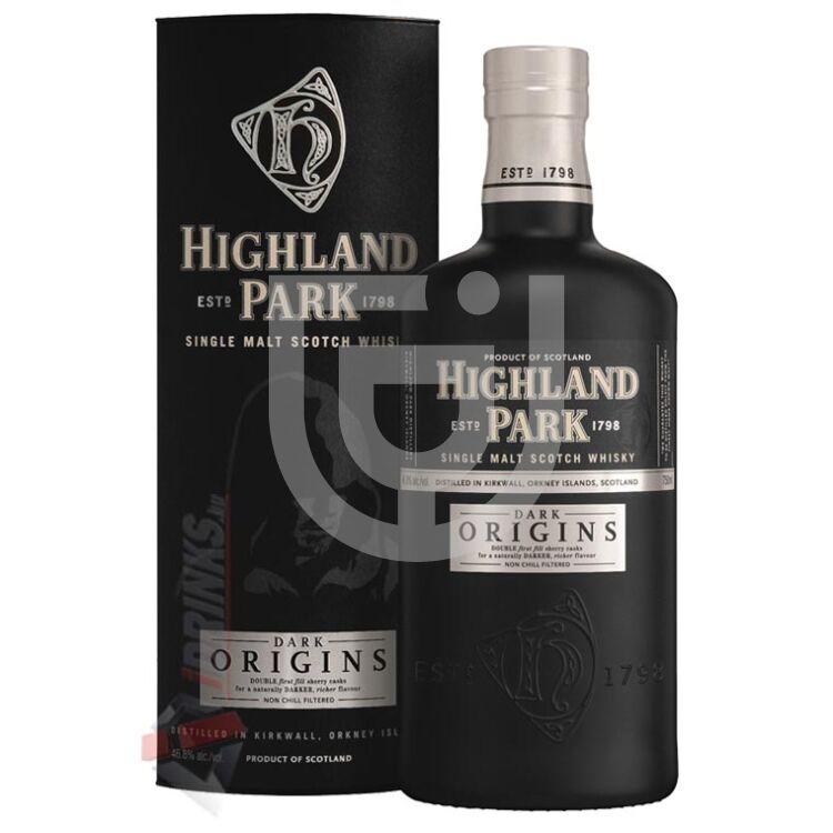 Highland Park Dark Origins Whisky [0,7L|46,8%]