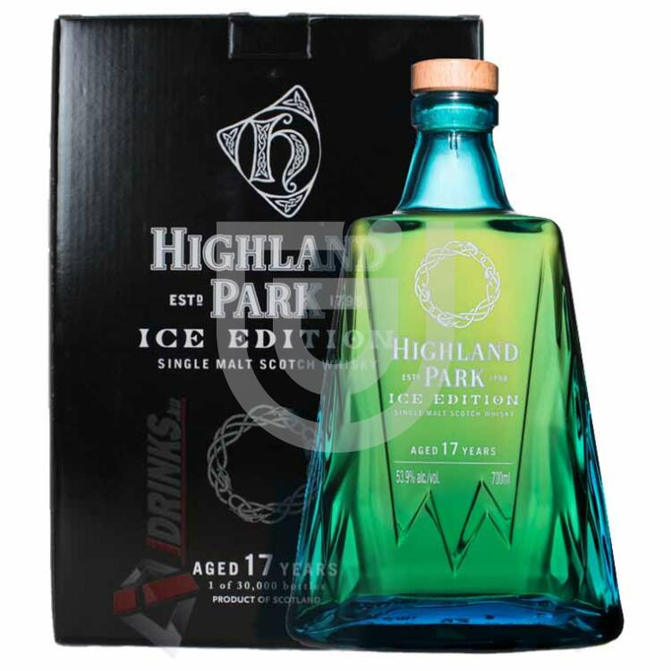 Highland Park ICE Edition 17 Years Whisky [0,7L|53,9%]