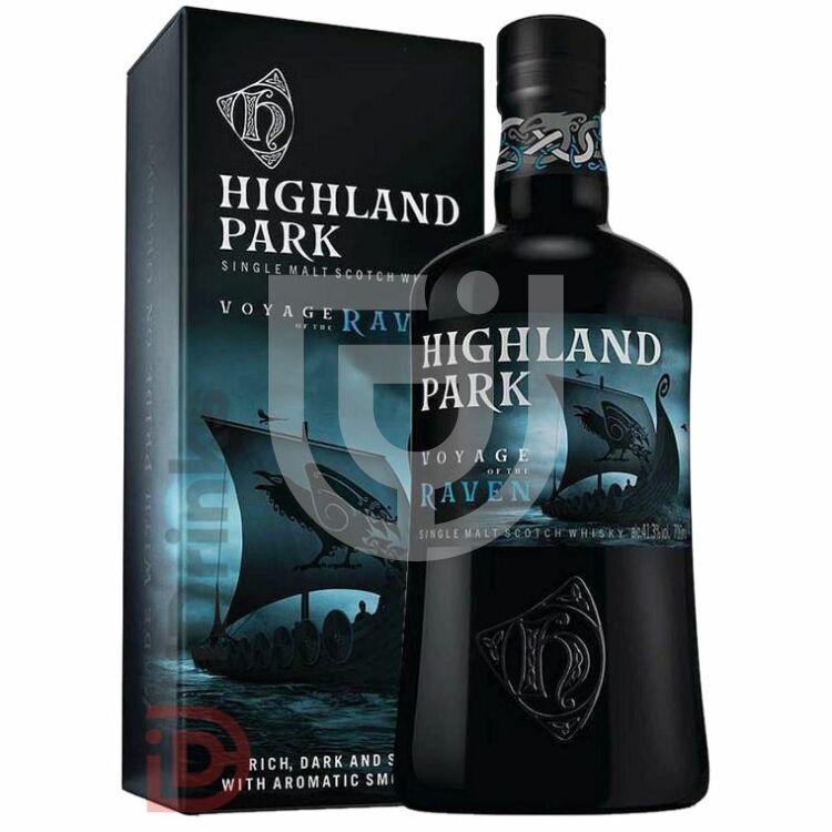 Highland Park Voyage Raven Whisky [0,7L|41,3%]