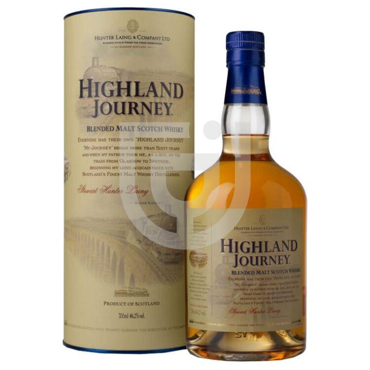 Hunter Laing Highland Journey Whisky [0,7L 46,2%]