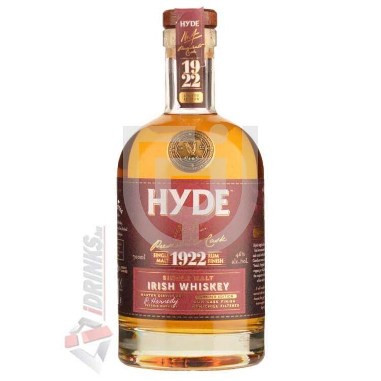 Hyde NO.4 Presidents Cask Irish Whiskey [0,7L|46%]