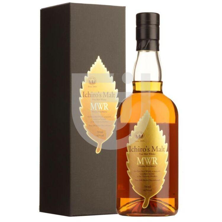 Ichiros Malt Mizunara Wood Reserve Whisky [0,7L|46%]