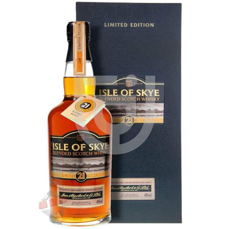 Isle of Skye 21 Years Whisky [0,7L|40%]
