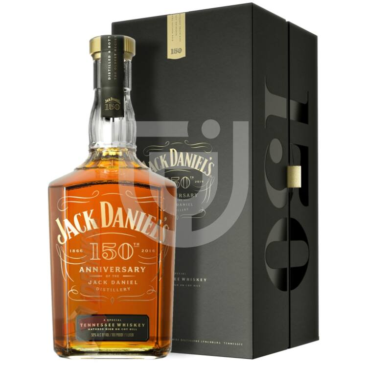 Jack Daniels 150th Anniversary Prémium Edition Whiskey [1L|50%]