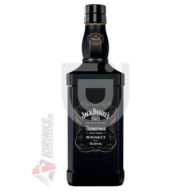 Jack Daniels Whiskey Birthday Edition [0,7L 40%]