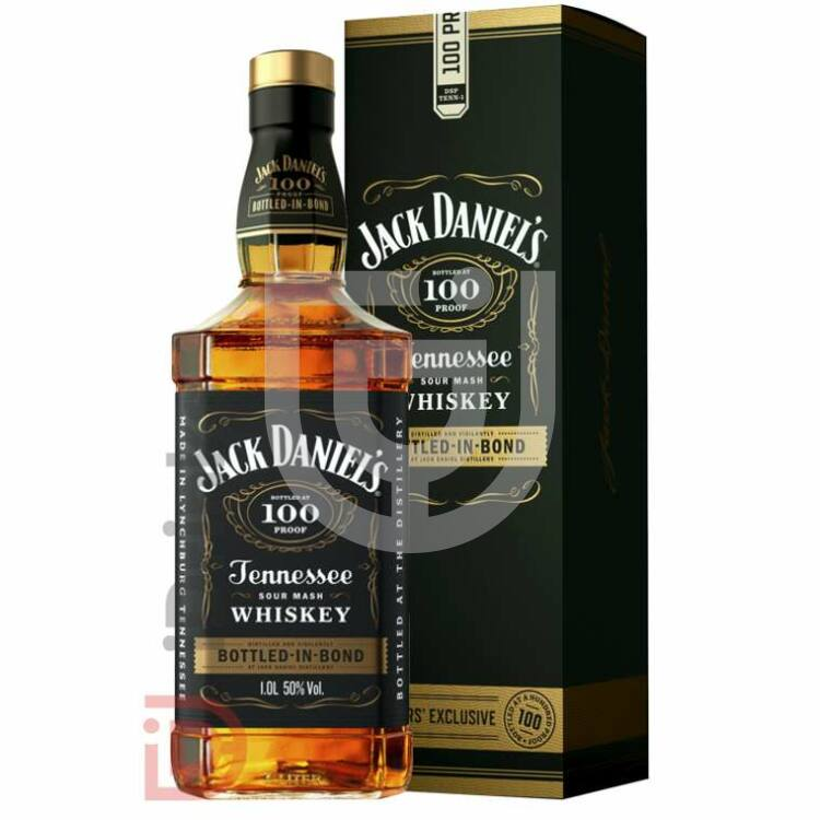 Jack Daniels Bottled in Bond Whiskey [1L|50%]