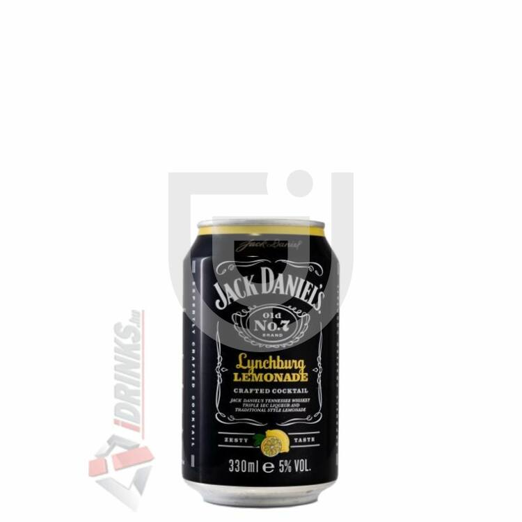 Jack Daniels Lynchburg Lemonade [0,33L|5%]