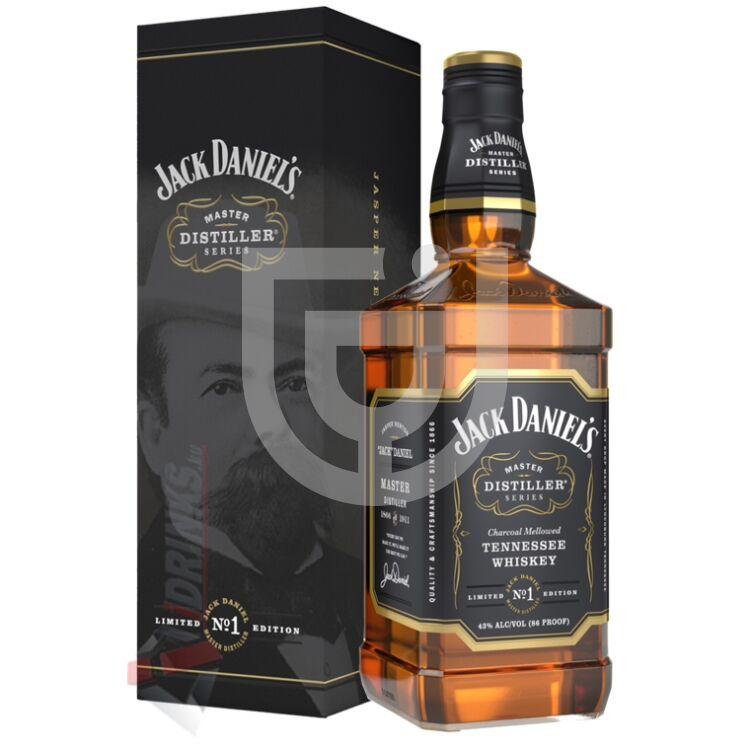 Jack Daniels Master Distillers No.1 Whiskey [0,7L|43%]