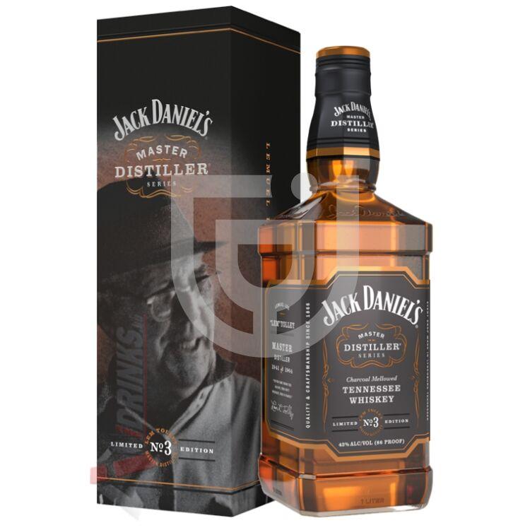 Jack Daniels Master Distillers No.3 Whiskey [1L|43%]