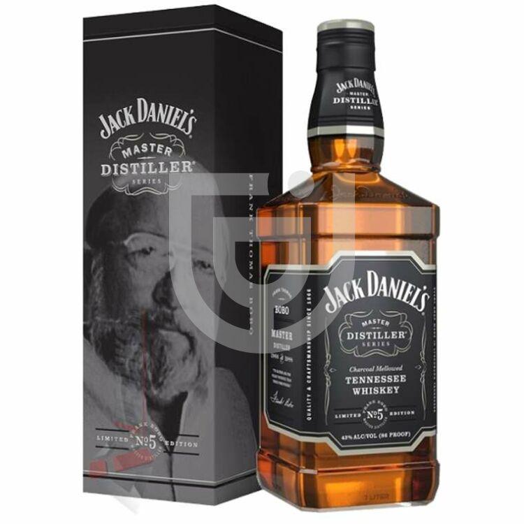Jack Daniels Master Distillers No.5 Whiskey [0,7L 43%]