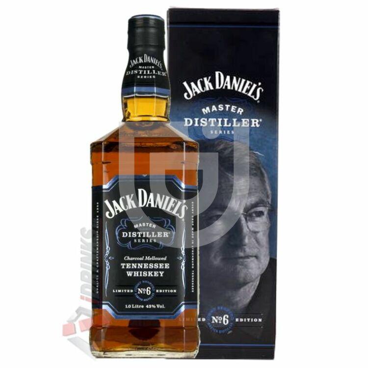 Jack Daniels Master Distillers No.6 Whiskey [1L 43%]
