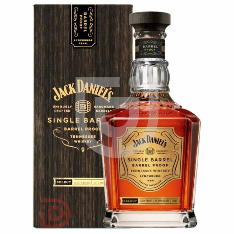 Jack Daniels Single Barrel Strength Whiskey [0,7L 64,5%]