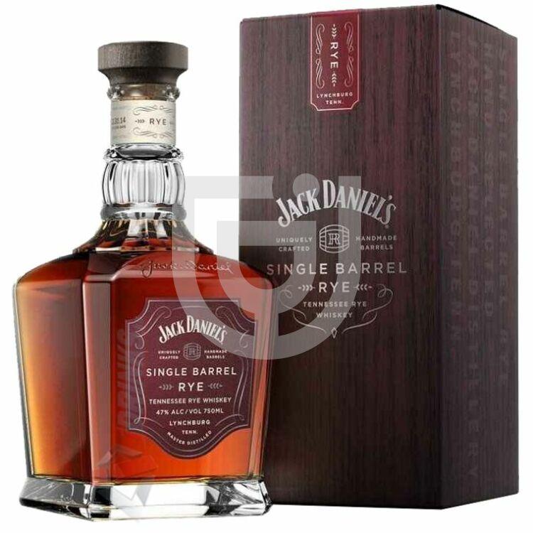 Jack Daniels Single Barrel Rye Whiskey [0,7L 45%]