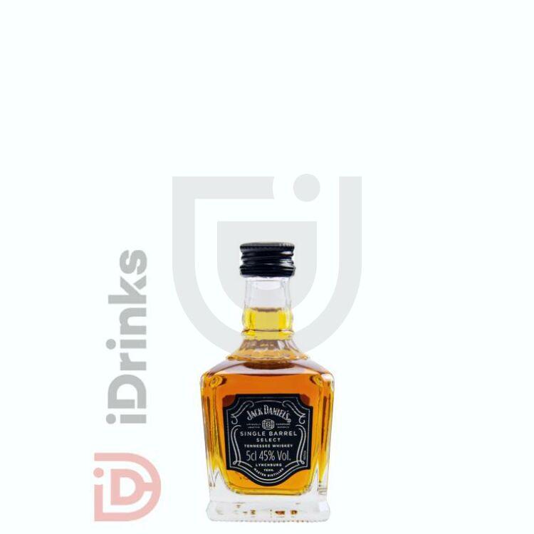Jack Daniels Single Barrel Whiskey Mini [0,05L|45%]
