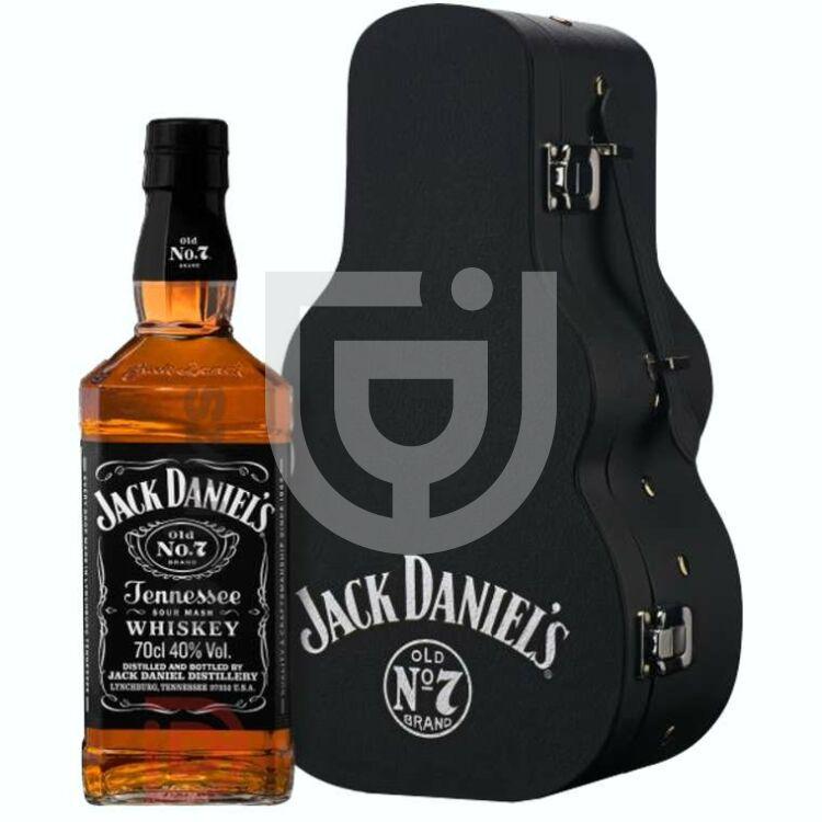 Jack Daniels Whiskey (Guitar Edition) [0,7L|40%]