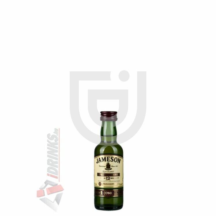 Jameson 12 Years Whiskey Mini [0,05L|40%]