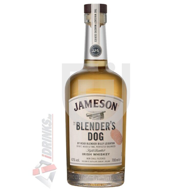 Jameson The Blenders Dog Irish Whiskey [0,7L|43%]