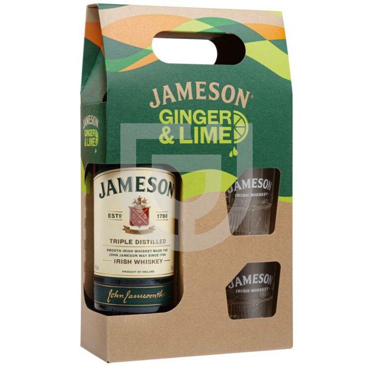 Jameson Whisky (DD+2 Pohár) [0,7L|40%]