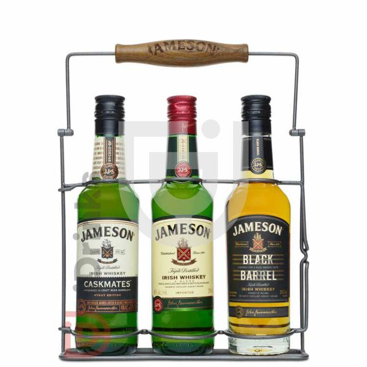 Jameson Whiskey Trio (Fém állványon) [3*0,2L|40%]