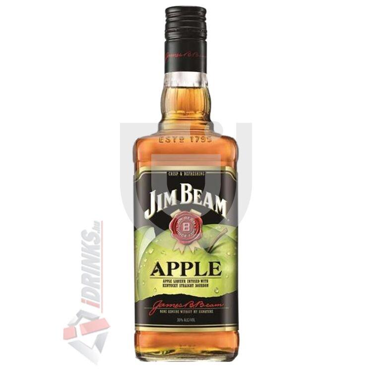 Jim Beam Apple Whiskey [0,7L 32,5%]