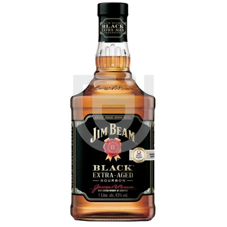 Jim Beam Black Label Whiskey [1L 43%]