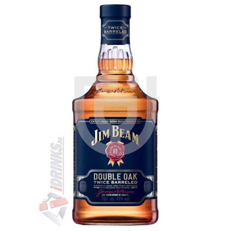 Jim Beam Double Oak Whiskey [0,7L 43%]