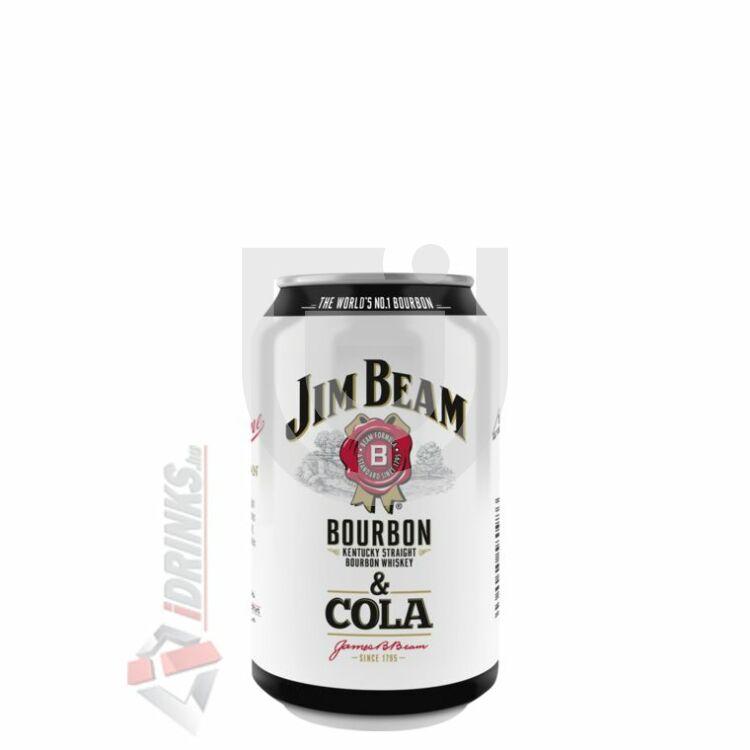 Jim Beam & Cola [0,33L 4,5%]